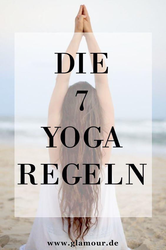 Yoga-Übungen für Anfänger: 6 Tipps zur Entspannung – Sylke Nagel