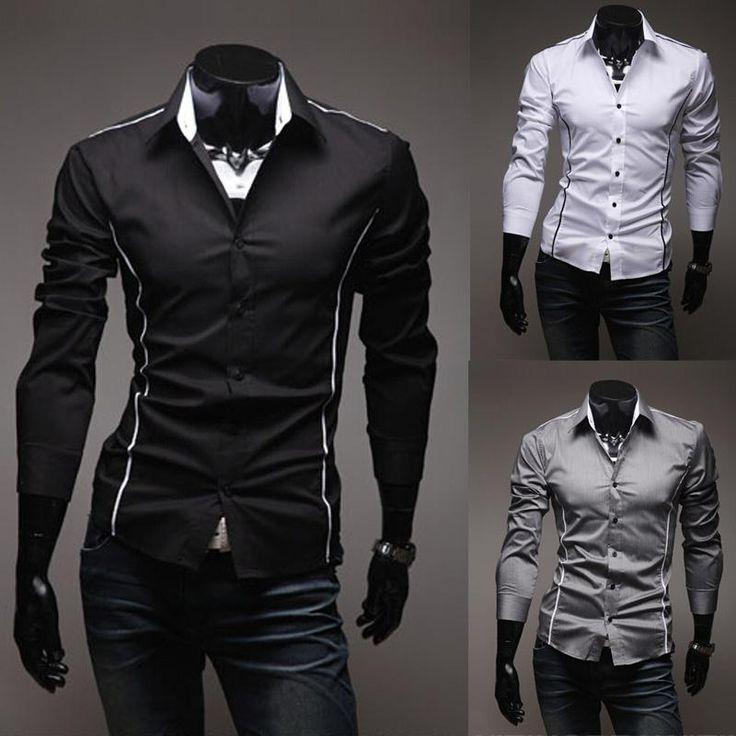 Cheap Men Shirt Long Sleeve - Best Men S Fashion Luxury Stylish ...