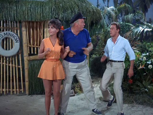 Mary Ann Gilligan's Island Arrest | Gilligan's Island