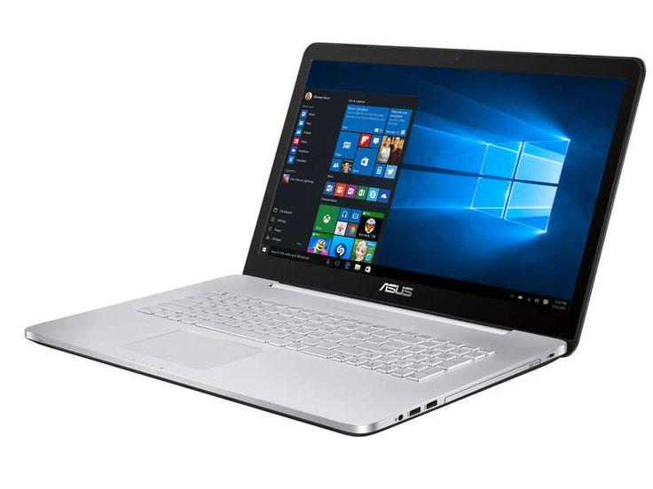 PC portable 17,3 pouces ASUS N752VX-GC100T pas cher prix promo Ordinateur portable Conforama 1 299.00 €