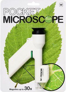 Pocket Microscope    Daily Find