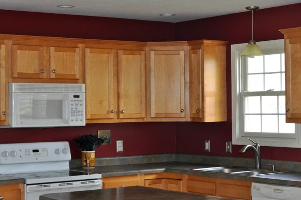 Red, Kitchens And DIY And Crafts