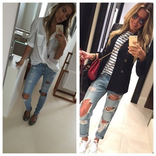 Sylvie Meis - About my style… Selfie overview