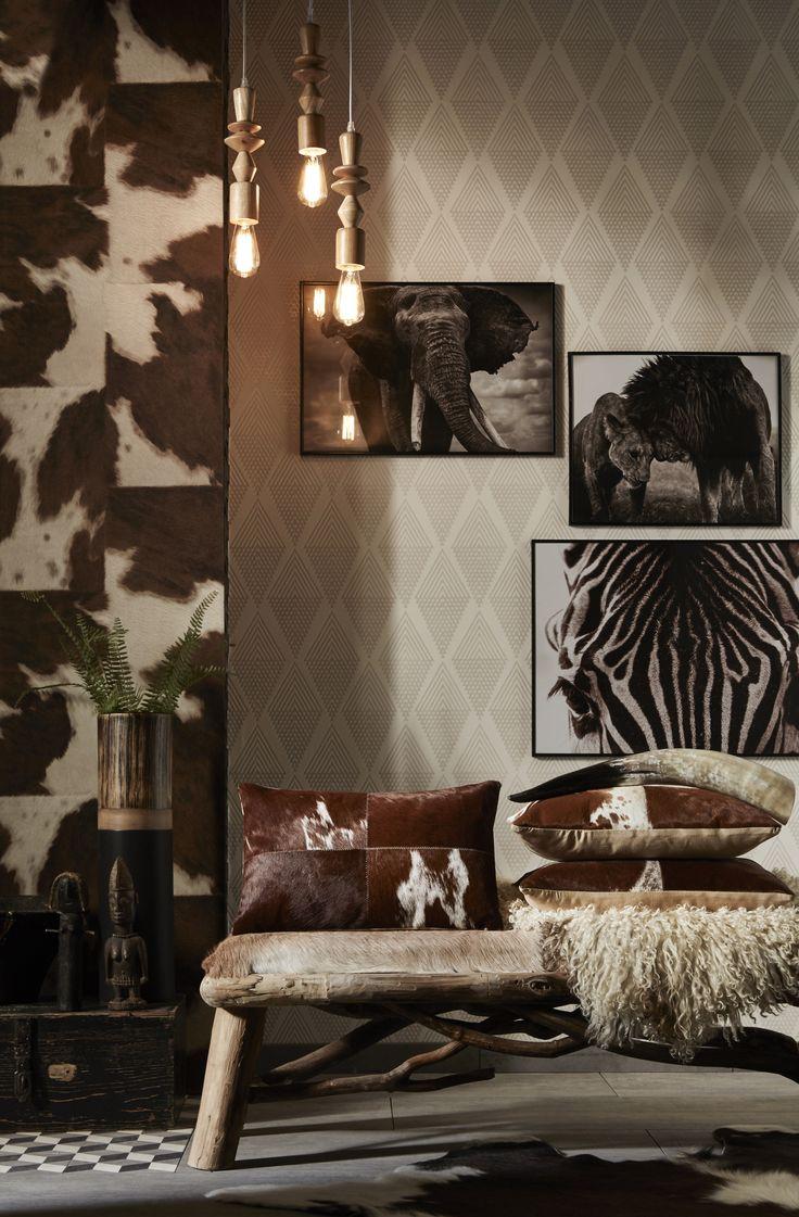 pour installer chez vous la tendance afrique revisit e l inspiration tribale et les mati res. Black Bedroom Furniture Sets. Home Design Ideas