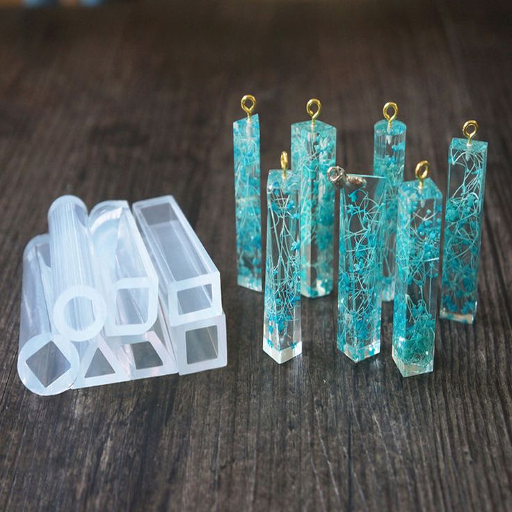 Silicone Molds DIY Pendant Resin Accessories Pendant Jewelry Making Tools | Crafts, Multi-Purpose Craft Supplies, Crafting Pieces | eBay!