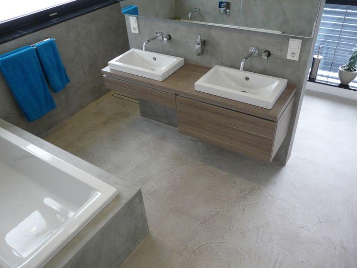 29 Best Beton Ciré Images On Pinterest   Bathrooms, Surfboard Wax