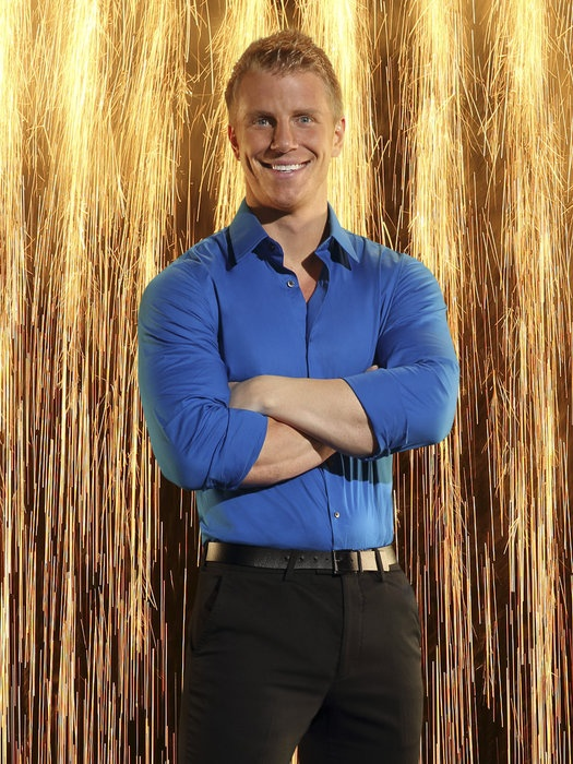 Bachelor Sean Lowe joins season 16 of Dancing with the Stars. #dwts #teamsean