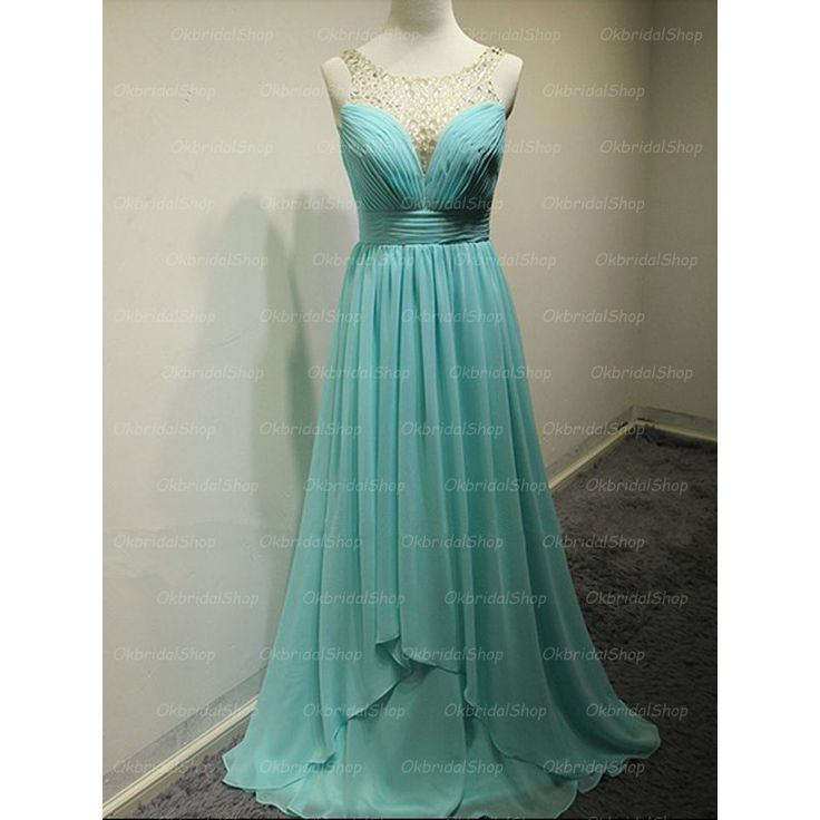 Best 25+ Turquoise prom dresses ideas on Pinterest   Cute ...