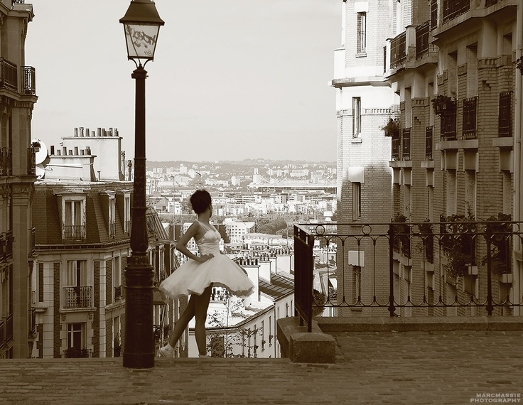 Afternoon in Montmartre