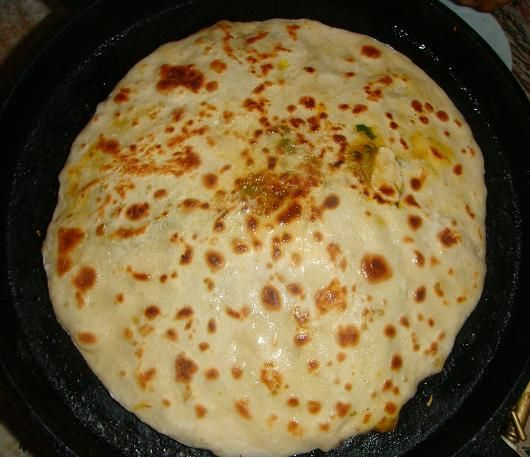 Moroccan Cuisine: Recipe For Lkhbez Lhar (Spicy Bread)
