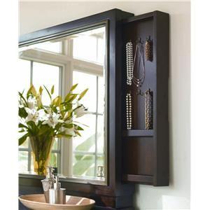 Mirror with Secret Jewelry Compartment Dresser Mirror with Hidden Jewelry Storage – StashVault