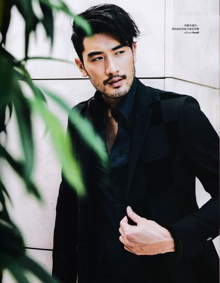Magnus Bane | Harry Shum Jr | Godfrey Gao