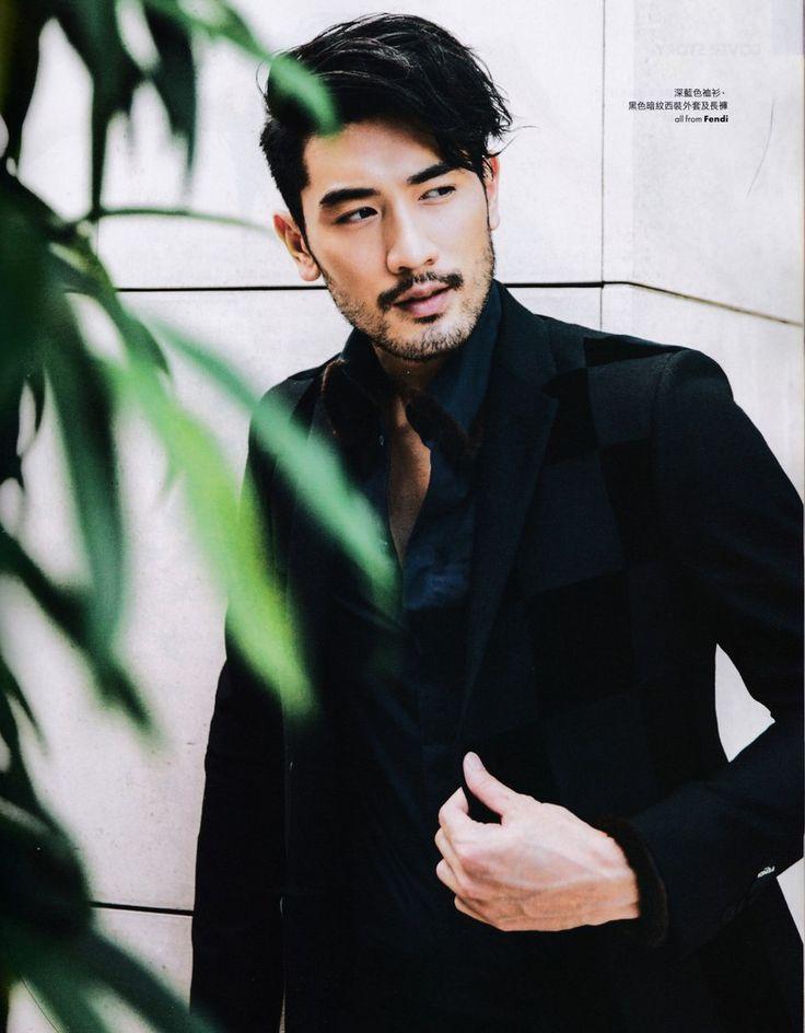 Magnus Bane | Harry Shum Jr | Godfrey Gao