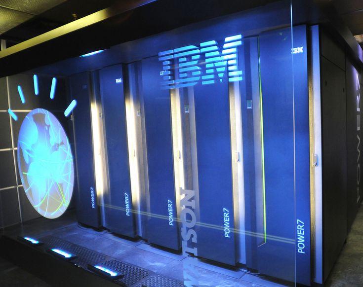 IBM Watson computer