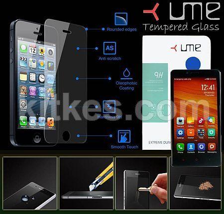 Ume Tempered Glass Xiaomi Redmi Note - Rp 110.000 - kitkes.com