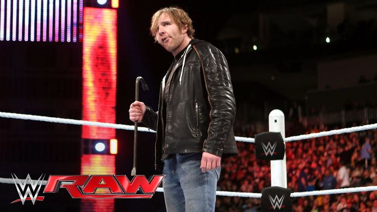 Dean Ambrose is ready to brawl with Brock Lesnar: Raw, March 14, 2016