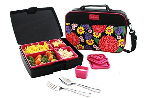 9 best images about bento box containers on pinterest bento stainless steel and lunch boxes. Black Bedroom Furniture Sets. Home Design Ideas