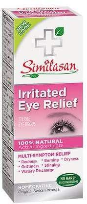 Similasan Irritated Eye Relief Drops