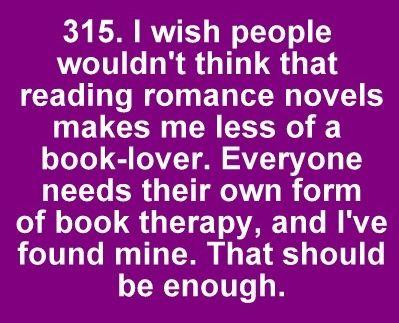 Romance Book Lover