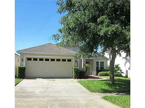 €137,110 - 4 Bed House, Davenport, Polk County, Florida, USA