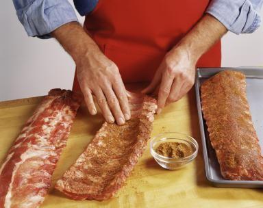 Kansas City Rib Rub - Regarding BBQ Inc.