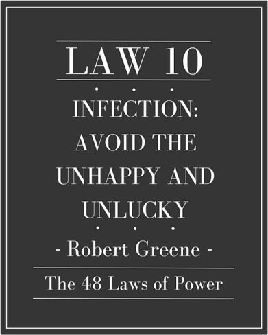 48 Laws of Power posts - Third-Eye-Steady-Watching!