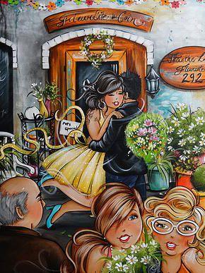 Isabelle Desrochers artiste peintre | Porte-folio
