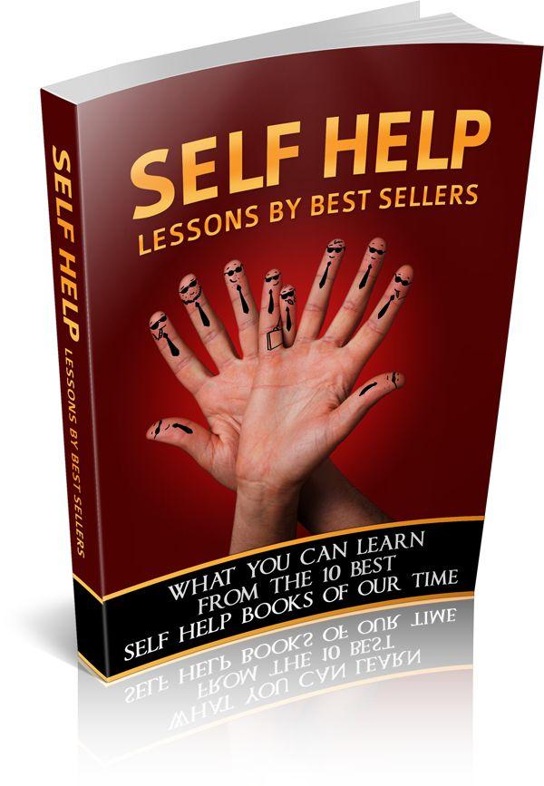 Self Help Lessons By Best Sellers Best Self Help Books Self Help Books Self Help
