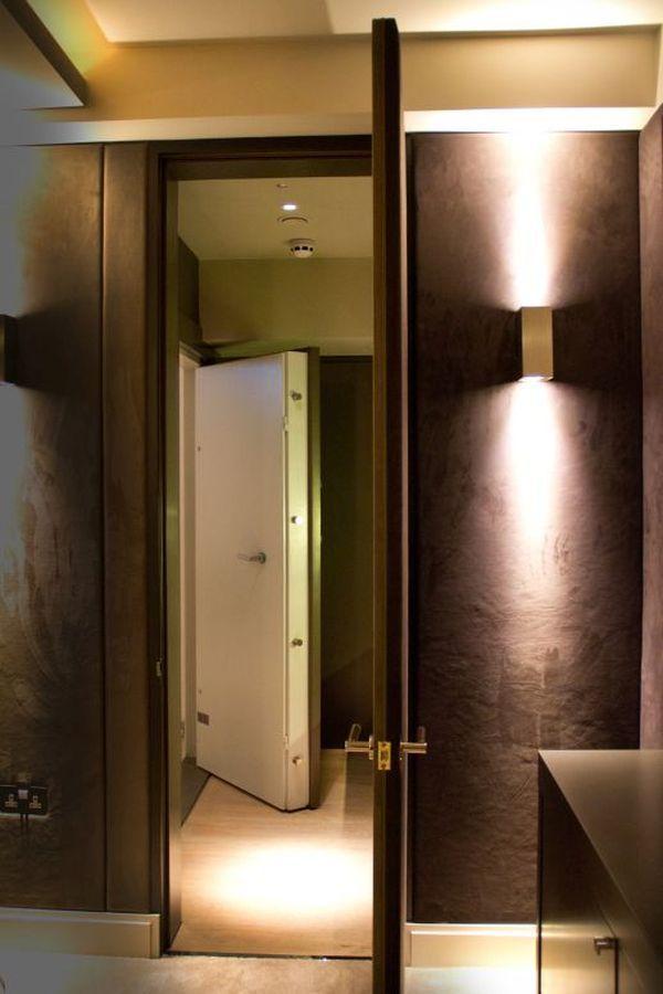 17 Best Images About Secret Room Safe Room Panic Room