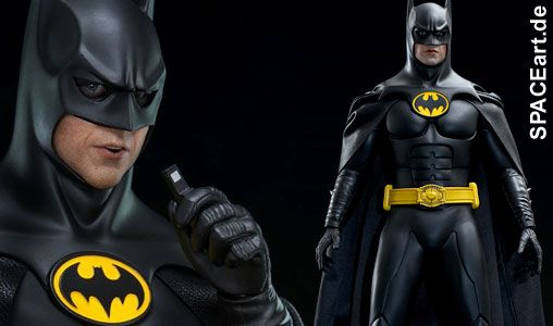 Batmans Rückkehr: Batman, Deluxe-Figur (voll beweglich)
