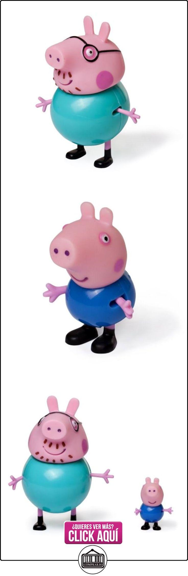 Peppa Pig - Papa Pig y George (personajes)  ✿ Peppa Pig - Peppa La Cerdita ✿ ▬► Ver oferta: http://comprar.io/goto/B00GYSNI92