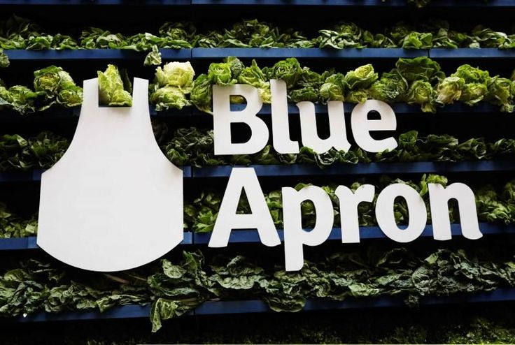 Blue Apron Holdings Inc (APRN.N), the biggest U.S. meal kit provider, raised $300 million (£231.87 million) as it went public on Wednesday, a third less than it had hoped, as Amazon.com's (AMZN.O) industry-changing deal to buy Whole Foods Market Inc (WFM.O) weighed on the sector.