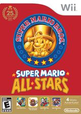 Mario All Stars (if it is about sports then no). It probably is the monopoly like game which is also a good game.
