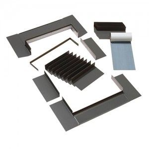 VELUX EDL C06 0000B Skylight Roof Flashings