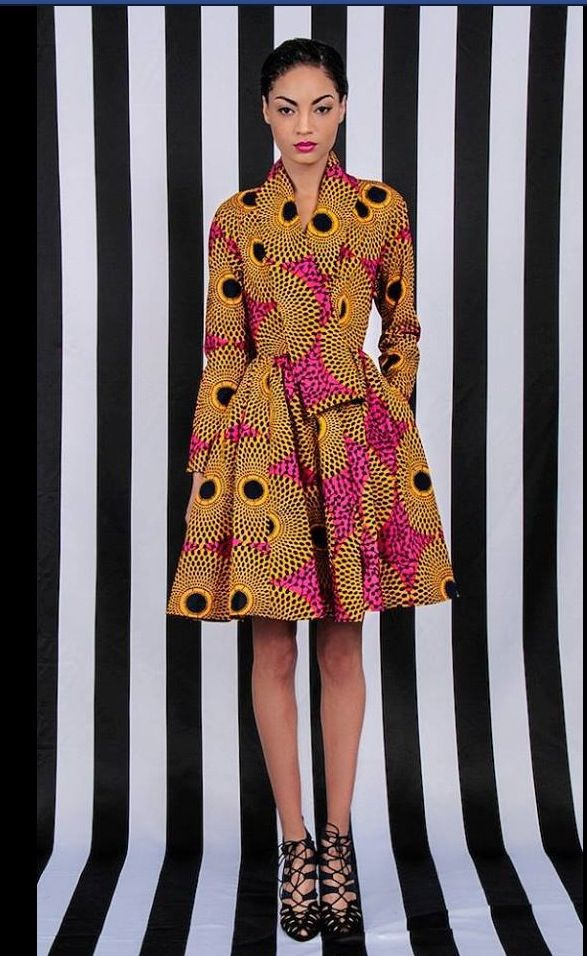 African dress designs fashions ahead