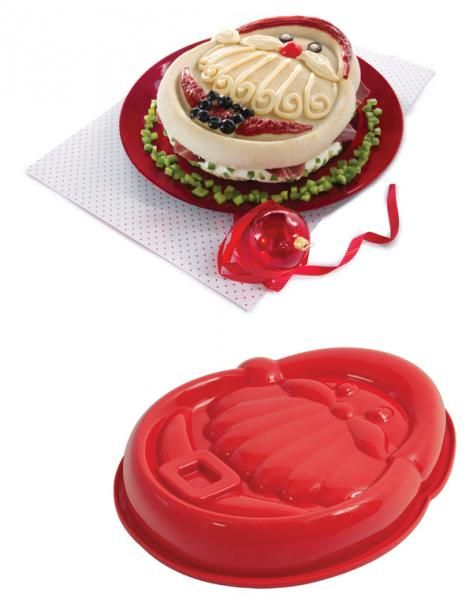 Silicon mould FRT 165 SANTA CLAUS