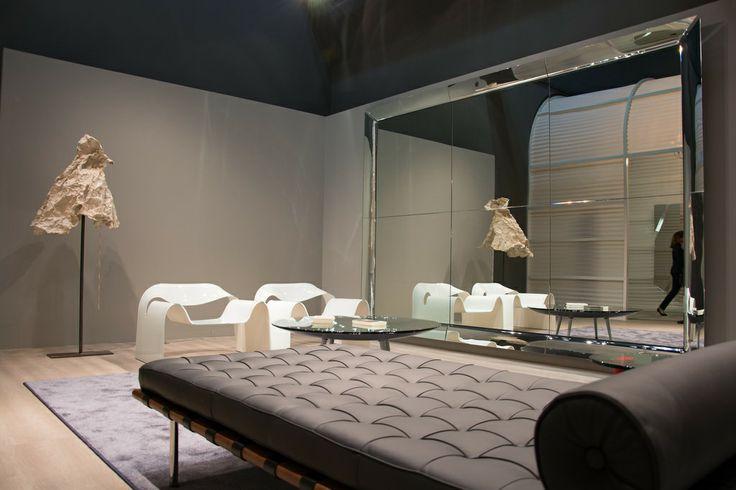 Fiam at Salone del Mobile 2014 - #Fiamitalia #culturadelvetro #madeinitaly #arredamento #furniture #designweek #isaloni #salonedelmobile2014 #salonedelmobile #glass #interiordesign #design #interiordesign #art #style #milanodesignweek  www.fiamitalia.it/