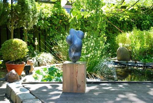 """Umrahmt im Grünen...so fühlt sich jedes Kunstwerk wohl......  Freie und """"artgerechte"""" Haltung bei der Kunstagentur Bild & Raum"""