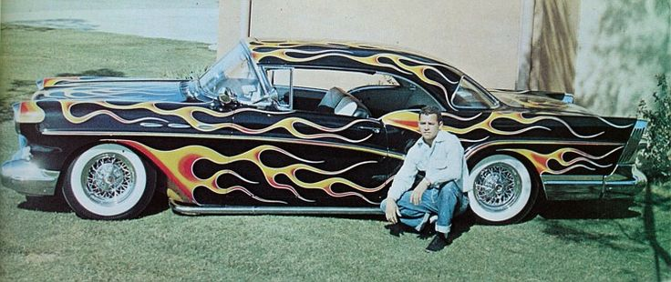 Larry Watson Cars   Re: Cars that inspire you...
