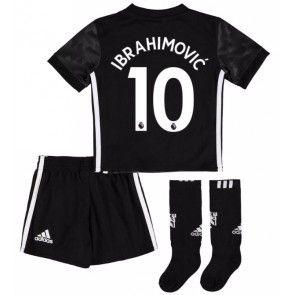 Manchester United Zlatan Ibrahimovic 10 Vieras Peliasu Lasten 17-18