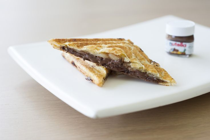 Did someone say NUTELLA? Our Banana Choc Jaffle will get you sweet tooths in a frenzy.