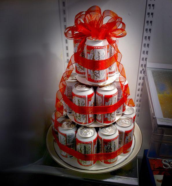 Maiko Nagao: DIY: Beer can cake