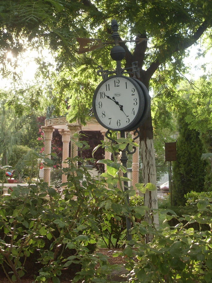 An Outdoor Clock Weathervane For My Garden Pinterest