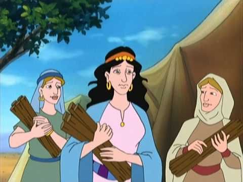 Sodome et Gomorrhe - Dessins animés biblique - YouTube