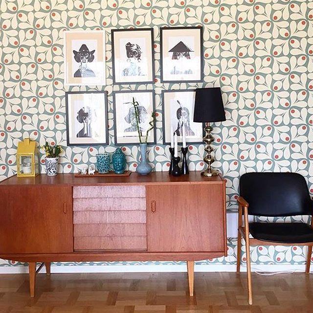 36 Best Orla Kiely Wallpapers Images On Pinterest