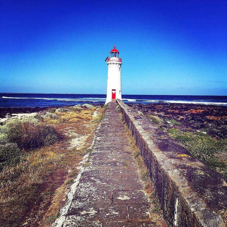 Great Ocean Road - Port C Australia  City pictures : Concluded my Great Ocean road trip at Port Fairy . Port Fairy is one ...
