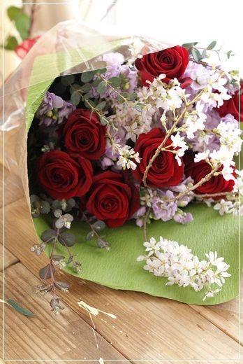 【今日の贈花】吹奏楽部引退コンサートにお花をお届け♪ Flower note の 花日記 (横浜・上大岡 アレンジメント教室)