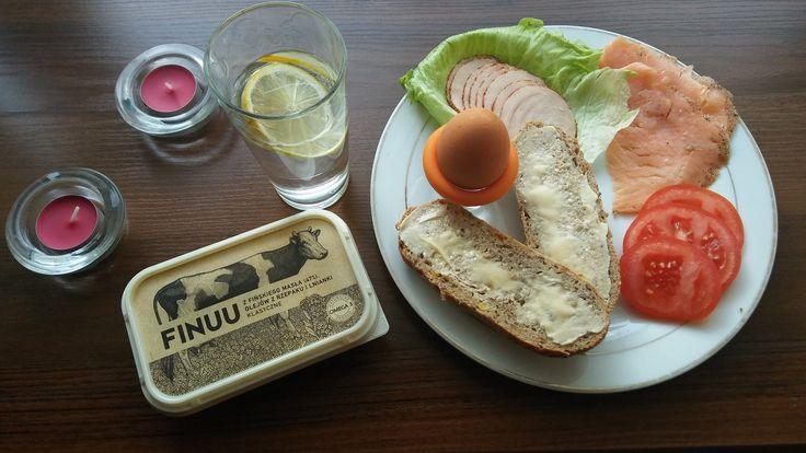 Śniadanie z finnu było przepyszne,smak,lekkość i naturalność. #Finuu #bezkonserwantow #pyszniebozfinuu #naturalneismaczne  https://www.facebook.com/photo.php?fbid=1002492119851487&set=o.145945315936&type=3&theater