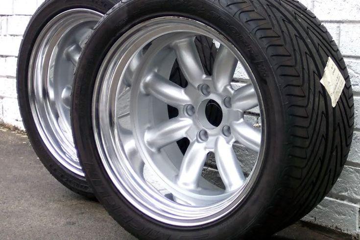 261 Best Images About Wheels On Pinterest: 40 Best Images About Minilite Style Wheels On Pinterest