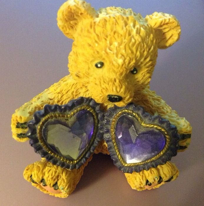 valentine's day bear craft